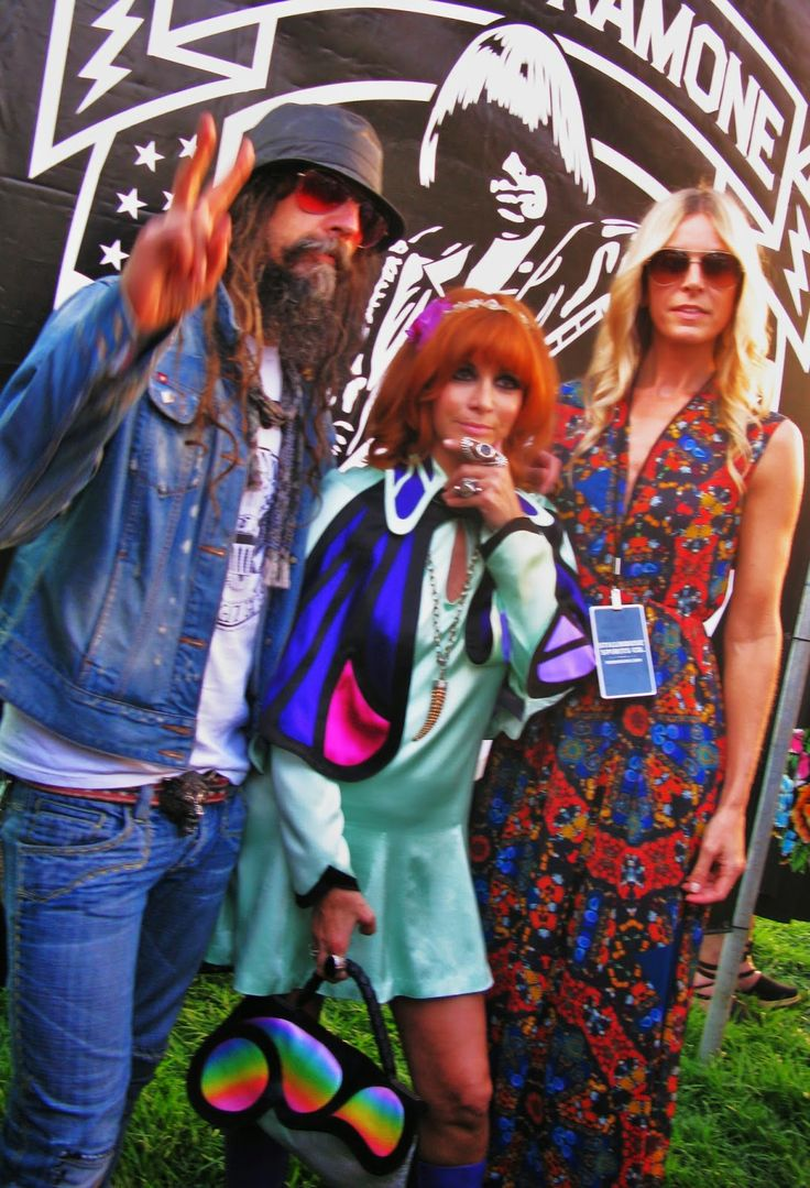 Sheri Zombie | Rob Zombie, Linda Ramon & Sheri Moon Zombie