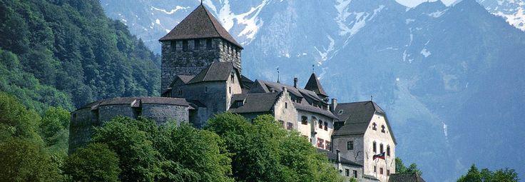 Das Fürstentum Liechtenstein für Gruppenausflüge & Schulreisen
