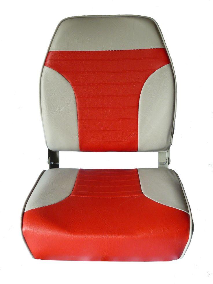 si ge rabattant premium rouge et gris si ge avec une tr s bonne assise confortable. Black Bedroom Furniture Sets. Home Design Ideas