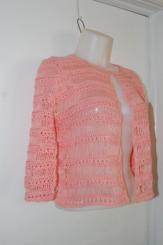 original design using broomstick lace technique