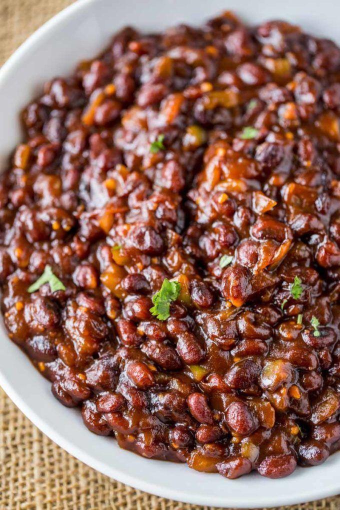 El Pollo Loco BBQ Black Beans