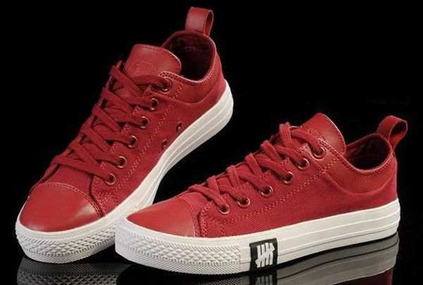 2e16d801d91d  converse Unisex Light ox Converse Chuck Taylor All Star leather Red Canvas  Low Tops Sneakers