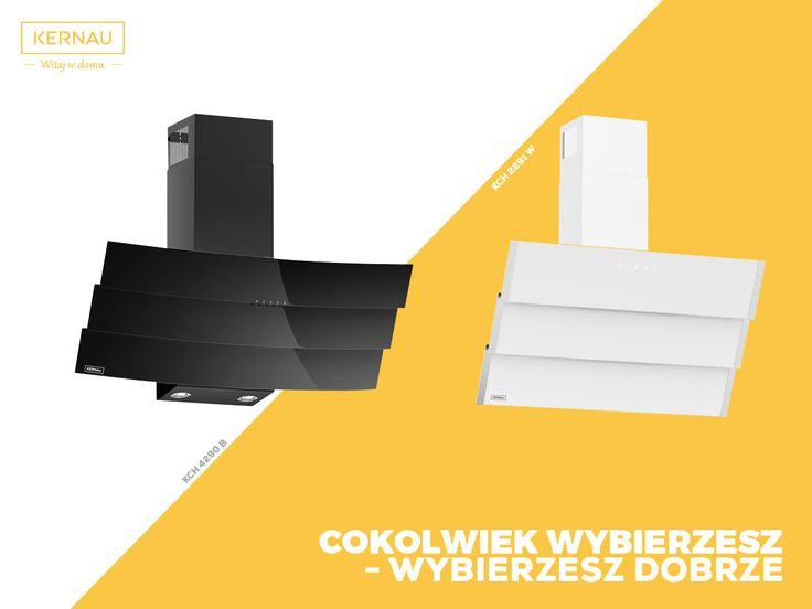 Po której stronie mocy jesteś? Czarnej czy białej? 📌 http://bit.ly/Kernau_KCH4290B 📌 http://bit.ly/Kernau_KCH2291W