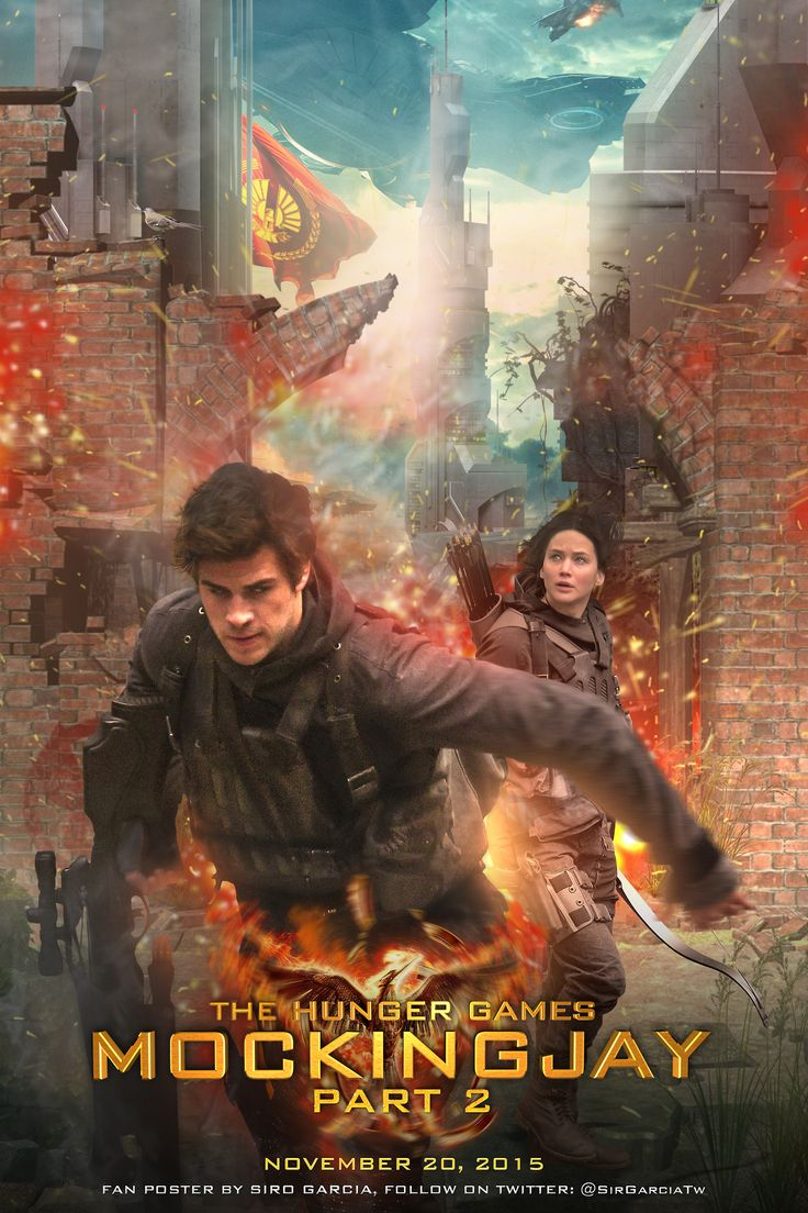 Mockingjay Part 2 Fan made poster tumblr_n76w3ugefB1sq5q9fo1_500.jpg