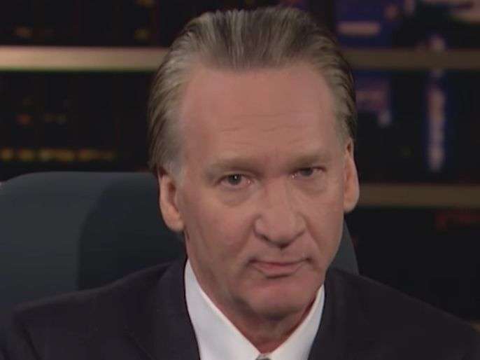 """On Friday's show HBO Real Time host Bill Maher excoriated the left for turning the Democratic party into a party that """"protects feelings"""" and always demands apologies for being offended. Maher addressed popular liberal complaints such as self-loathing, complaints of """"cultural appropriation,"""" and fat-shaming. Maher said while people were caring too much about feelings, we let a """"mad man"""" win the White House.  On the account of cultural appropriation, Maher jo..."""