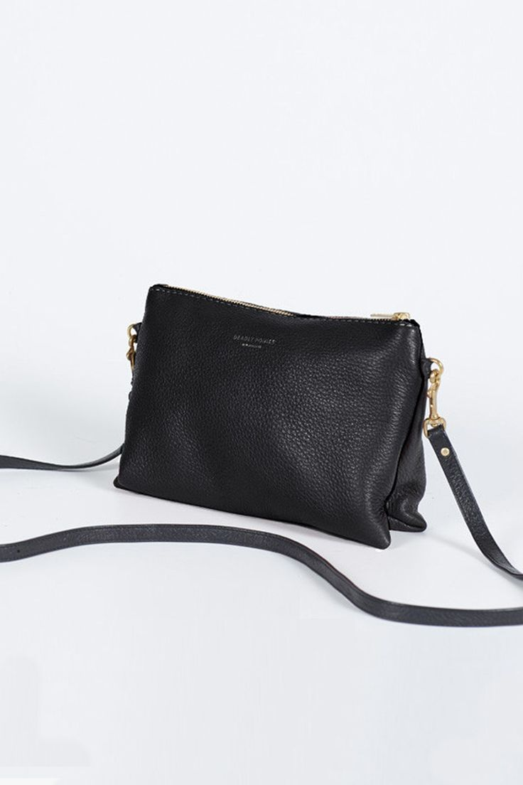Mr Siamese - Black - Deadly Ponies - Brands - Superette | Your Fashion Destination. #deadlyponies #bags #womensfashion #womensstyle #handbags #totes #wallets #scarves #accessories #goskey