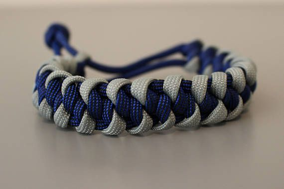 Double Snake Knot Paracord Bracelet Mad Max Style Or Buckles With