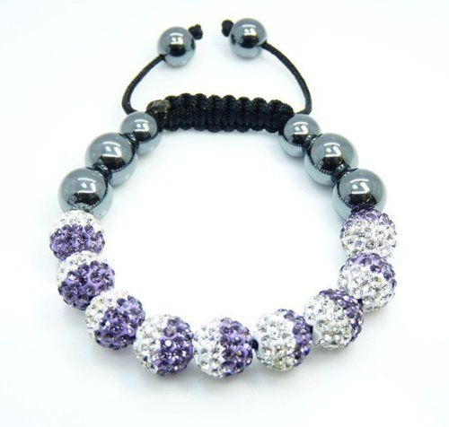 Shamballa Bracelet Sell Like Hot Cakes 50% OFF Factory Price Shamballa Bracelets Crystal 10 Mm Pave Disco Ball dream jewelry 2012. $5.66. Sell like hot cakes 50% OFF Factory price Shamballa bracelets Crystal 10 mm Pave Disco Ball. Save 70%!
