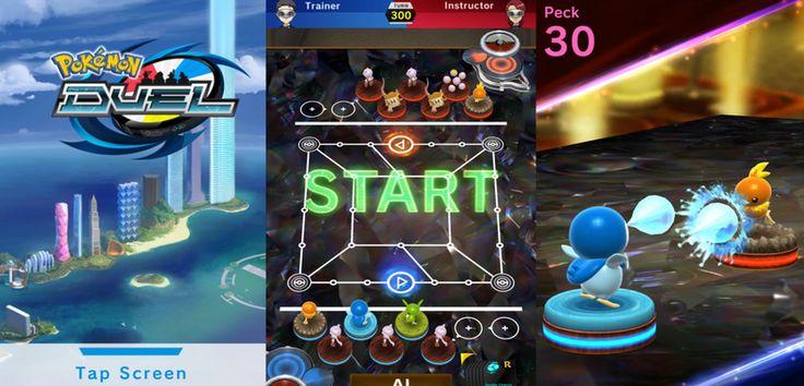 Llega Pokémon Duel, el nuevo juego de Pokémon para iOS - http://www.actualidadiphone.com/llega-pokemon-duel-el-nuevo-juego-de-pokemon-para-ios/