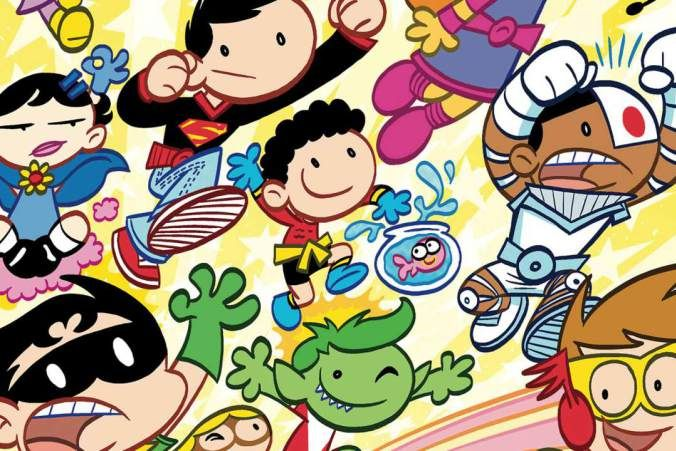 5 Entertaining Comic Books For Readers Of All Ages