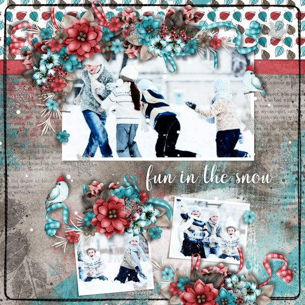 Kit Jumpstart Your December by Jumpstart Designs. Template Our House by Heartstrings Scrap Art. Photos from Desktop Nexus.