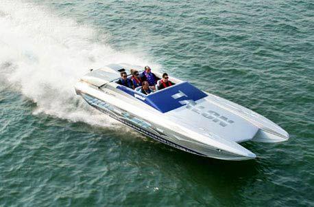 speedboot fahren
