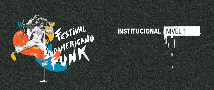Final proyect - Festival Sudá   Diseño Gráfico III , Cátedra Gabriele 2016 - FADU (UBA)   Buenos Aires, Argentina2ND PART - INSTITUTIONALSUDÁEl primer Fesival Sudamericano de Funk que se celebrará en Buenos Aires. Durante tres días la transpiración …