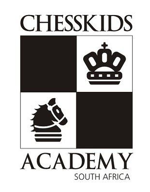 Logo Design - Chess  Kids Academy South Africa