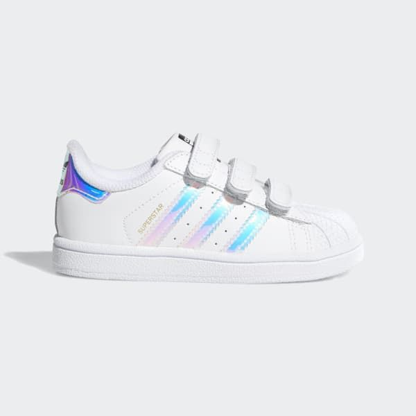 pedir Confinar Niños  Shop the Superstar Shoes - White at adidas.com/us! See all the styles and  colors of Supers… | Adidas superstar shoes white, Adidas shoes superstar,  Adidas superstar