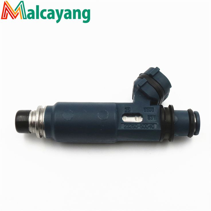 Fuel injector for Toyota 4Runner Land Cruiser Tundra for Lexus GX470 LX470 4.7L 23250-50040 23209-50040 23250-0F010 23209-0F010 #Affiliate