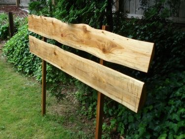 354 best images about slab table on pinterest live edge for Cedar wood headboards