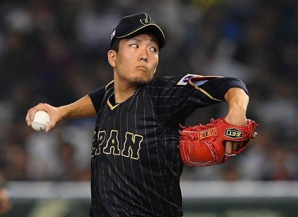 【WBC2017】侍ジャパン・千賀滉大がWBCベストナインに…日本から唯一の選出