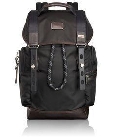 Crane Flap Backpack