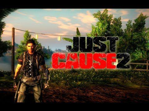 Just Cause 2 (#1) - Пробуем играть)) (УГАР)