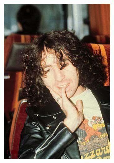 Bon Scott - AC/DC