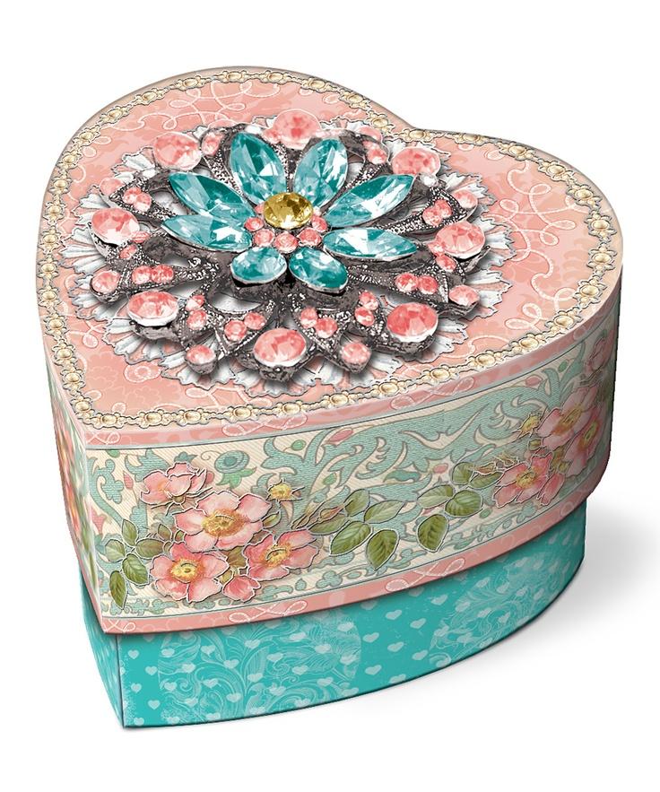 Pink Green Tea Scented Soap & Box Set