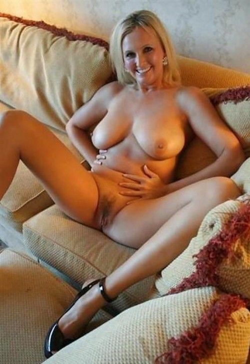 Blond English Mature Women 67