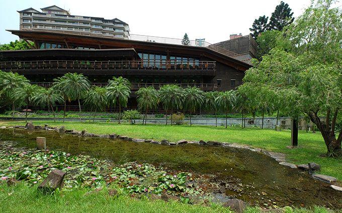 Delegación de Beitou de la Biblioteca Pública de Taipéi, Taiwán © ansel.ma / Flickr (Creative Commons)