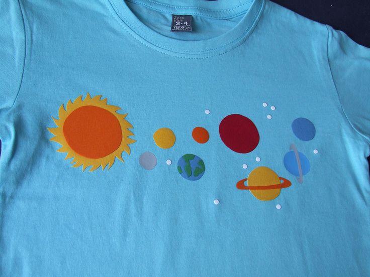 family t shirt solar system - photo #34
