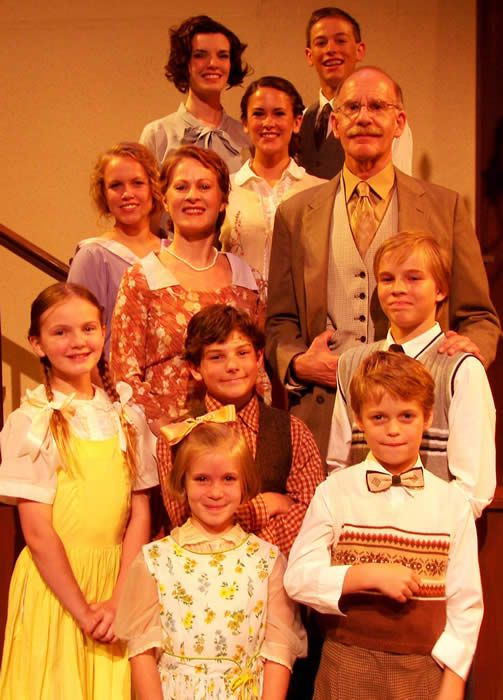 The Movie 'Cheaper By The Dozen' Was Inspired By A Real 1920's Family With 12 Children