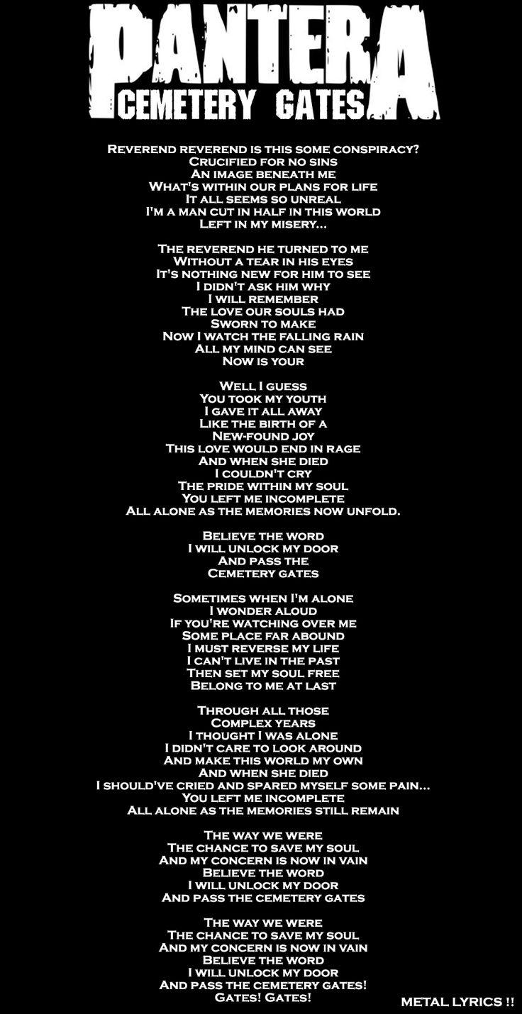 Lyrics plans for world domination