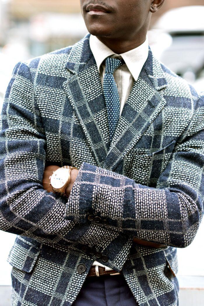 DapperLou.com | Men's Fashion & Style Blog | Street Style | Online Shopping : Well Kept...Shot by Kuson Parson