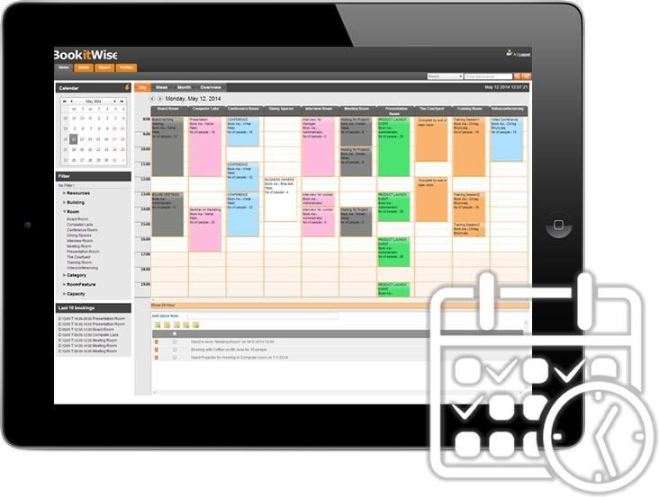 #Room Reservation Software,#Mobile room booking system,#Bookitwise,#Visitor Management System