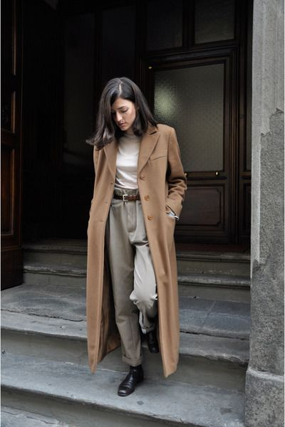 30 Ways to Wear Ankle-Length Coats This Winter | StyleCaster