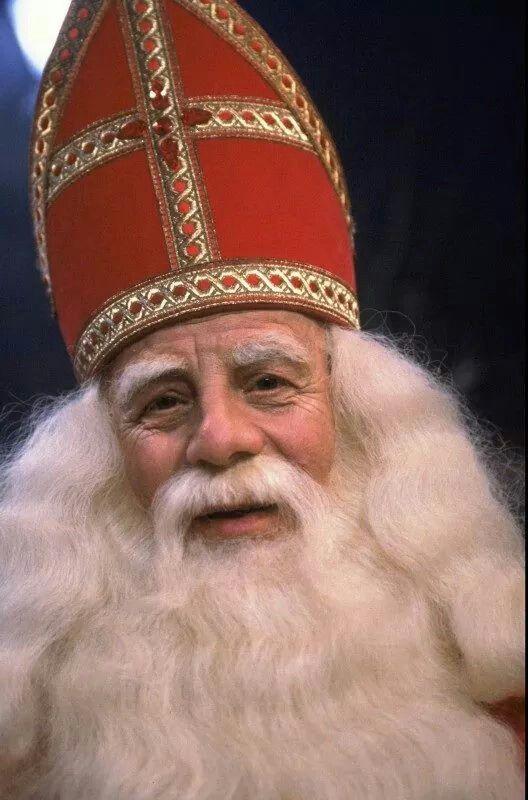 De enige echte Sint Bram van de Vlugt