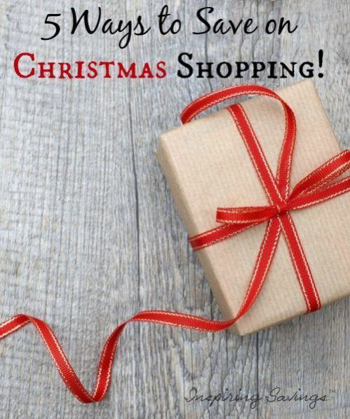 Christmas coming up it is no surprise that we are looking for ways to give without breaking the bank. See 5 Frugal Tips to Save On Your Christmas Shopping