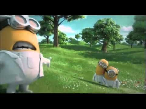 Minions - Song - I Swear (Underwear) - Despicable Me 2 best part of the whole movie! I know it isn't disney