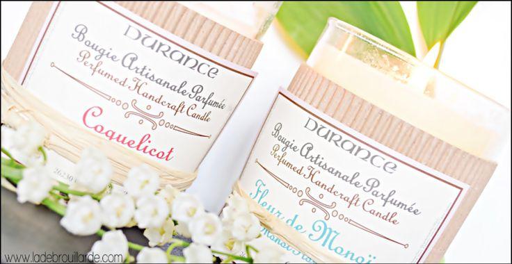 Les Bougies Durance - Un Bonheur Olfactif
