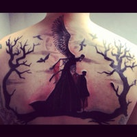 He greeted death as an old friend i 39 m not really big on for Tattoo for dead brother