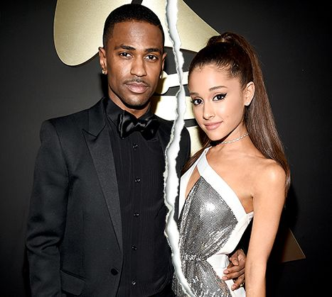 Ariana Grande and Big Sean are breaking free. The fan-favorite couple have split after eight months of dating, their reps confirm exclusively to Us Weekly.