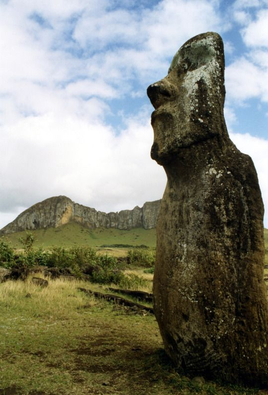 Rapa Nui National Park - Easter Island - Chile (by anoldent)