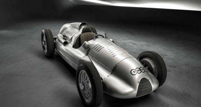 OMG Auto Union Type D de 1939.