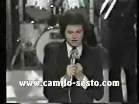 Vivir así es morir de amor, Camilo Sesto, 1978