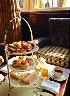 Afternoon Tea Club Reviews: Crewe Hall