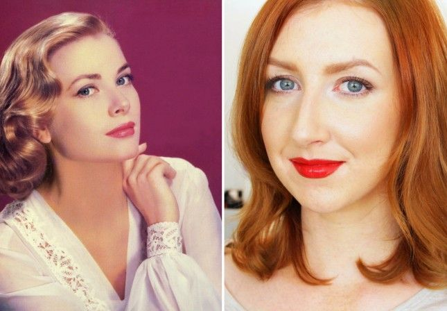 30 Retro Hair + Makeup Tutorials Inspired by Old Hollywood   Brit + Co
