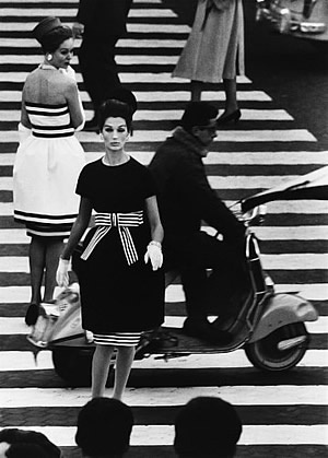 Vogue shoot in the Piazza di Spagna, Rome60S