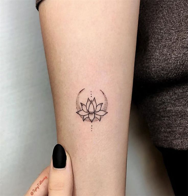 Nice and easy tattoo ideas for women; sweet tattoos; cute tattoos with …