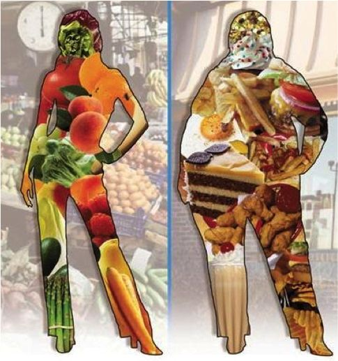 You are what you eat!!