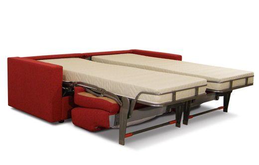 15 pin su due letti singoli da non perdere letti ad - Divano letto gemellare ...
