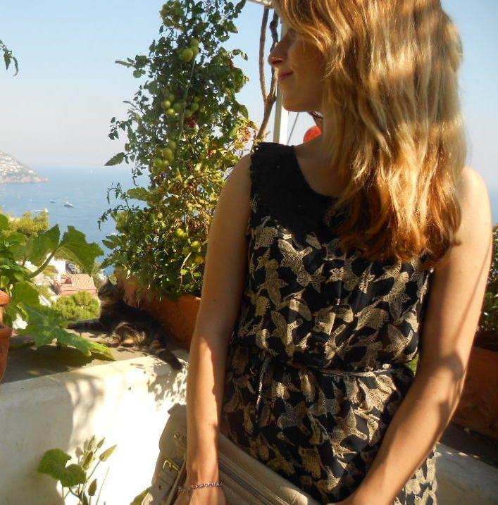 Oasap dress, Summer look, relax and sun